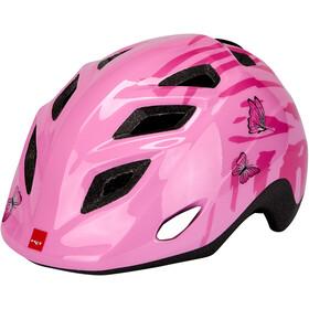 MET Elfo Helmet Kids pink butterflies